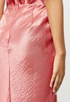 Glamorous - Midi skirt - rose