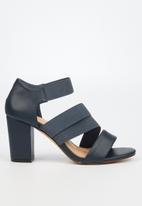 Butterfly Feet - Beloved heel - navy