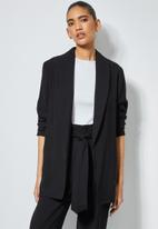 Superbalist - Premium soft blazer - black