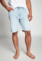 Cotton On - Roller short - bondi blue