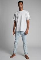 Cotton On - Tapered leg jean - apollo blue