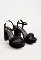 MANGO - Adore heel - black