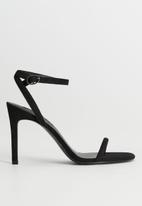 MANGO - Lali heel - black