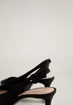 MANGO - Pitita heel - black