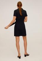 MANGO - Garazi dress - black