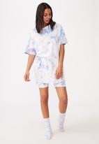 Cotton On - 90s T-shirt nightie - multi