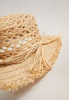 MANGO - Dina hat - neutral