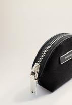 MANGO - Badu purse - black