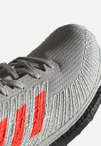 adidas Performance - Solar boost st 19 - grey one / solar red / cloud white