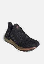 adidas Performance - UltraBOOST 20 - core black/copper met./signal pink
