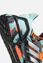 adidas Performance - UltraBOOST 20 - signal orange/silver met./frost mint