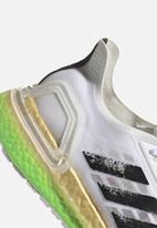adidas Performance - UltraBOOST pb - ftwr white/core black/signal green