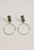 MANGO - Anahulu earrings - gold