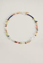 MANGO - Blua necklace - natural