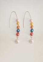 MANGO - Hala earrings - multi
