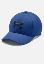 Under Armour - Boy's blitzing 2.0 - royal/graphite/black