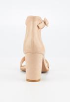 Butterfly Feet - Ekko heel - beige