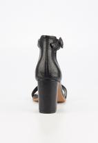 Butterfly Feet - Ekko heel - black