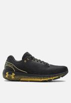 Under Armour - Ua hovr machina - blackout purple / metallic gold luster / metallic gold luster