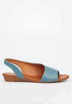 Butterfly Feet - Honda sandal - blue