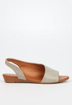 Butterfly Feet - Honda sandal - grey
