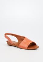 Butterfly Feet - Honda sandal - orange