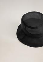 MANGO - Organ hat - black