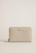 MANGO - Agustin wallet - natural