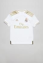 adidas Performance - Real short sleeve jersey top - white