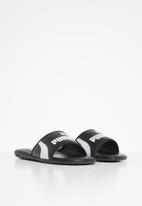 PUMA - Streetcat fs slide jr zadp - black & white