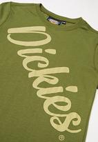 Dickies - Portland tee - olive