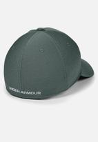 Under Armour - Ua men's blitzing 3.0 cap - lichen blue & halo grey