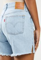 Levi's® - 501 Mid thigh short luxor capital - light blue