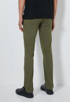 Superbalist - Barca slim pants - khaki green