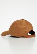S.P.C.C. - Brewer signature baseball cap - brown
