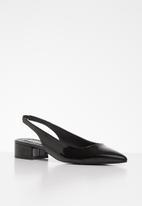 Steve Madden - Blitz heel - black