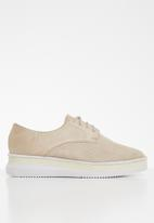 Footwork - Gale brogue - beige