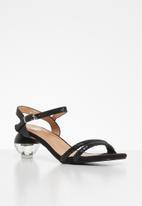 Footwork - Spunky heel - black