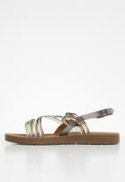 Footwork - Kelso sandal - black