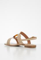 Footwork - Fleetwood sandal - beige