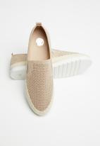 Footwork - Brij loafer - beige