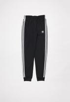 adidas Originals - Sst trackpant y - black & white