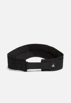 adidas Performance - Sports visor - black & white