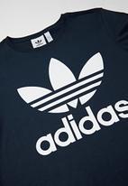 adidas Originals - Trefoil tee - navy