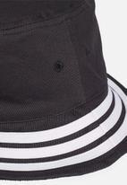 adidas Originals - Velvet bucket - black & white
