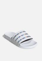 adidas Originals - Adilette w - white