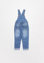 Cotton On - Ginnie slouch overall - blue