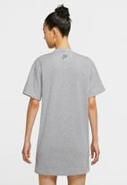 Nike - W nsw dress ft m2z - grey