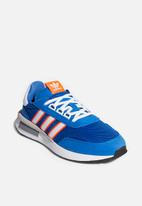 adidas Originals - Retroset junior - blue/cloud white/solar red