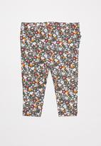 Cotton On - 2 pack quinn ruffle legging - multi